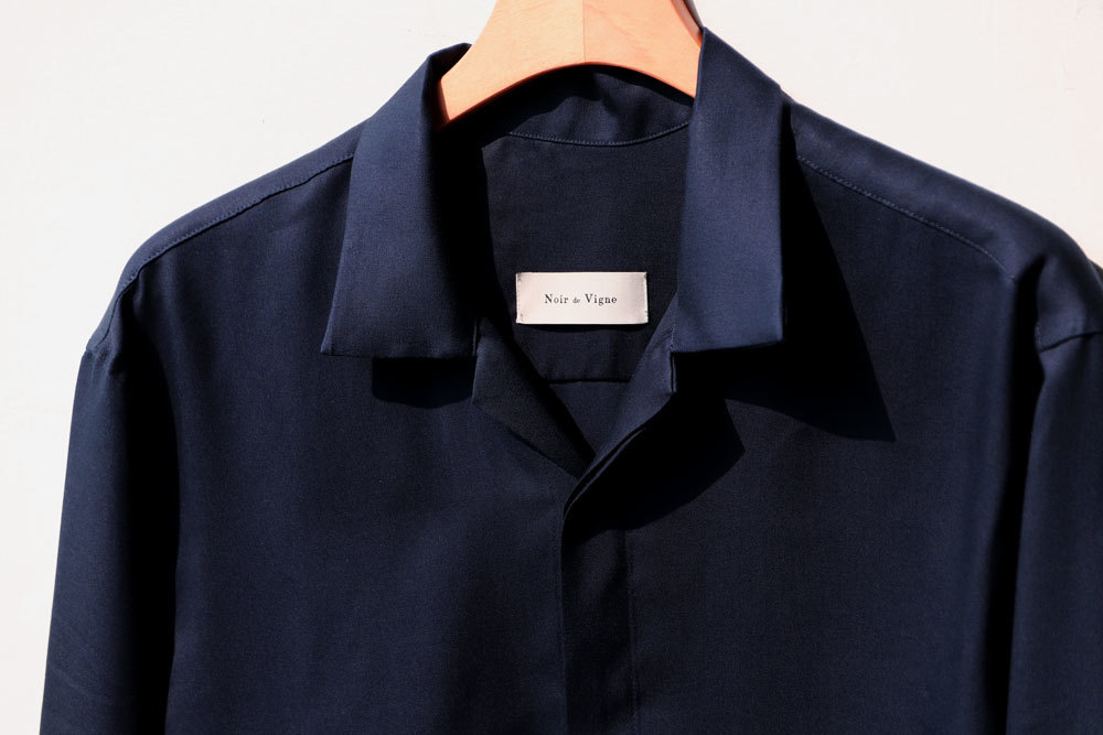Open Collor Hidden Shirts (Royal Navy)