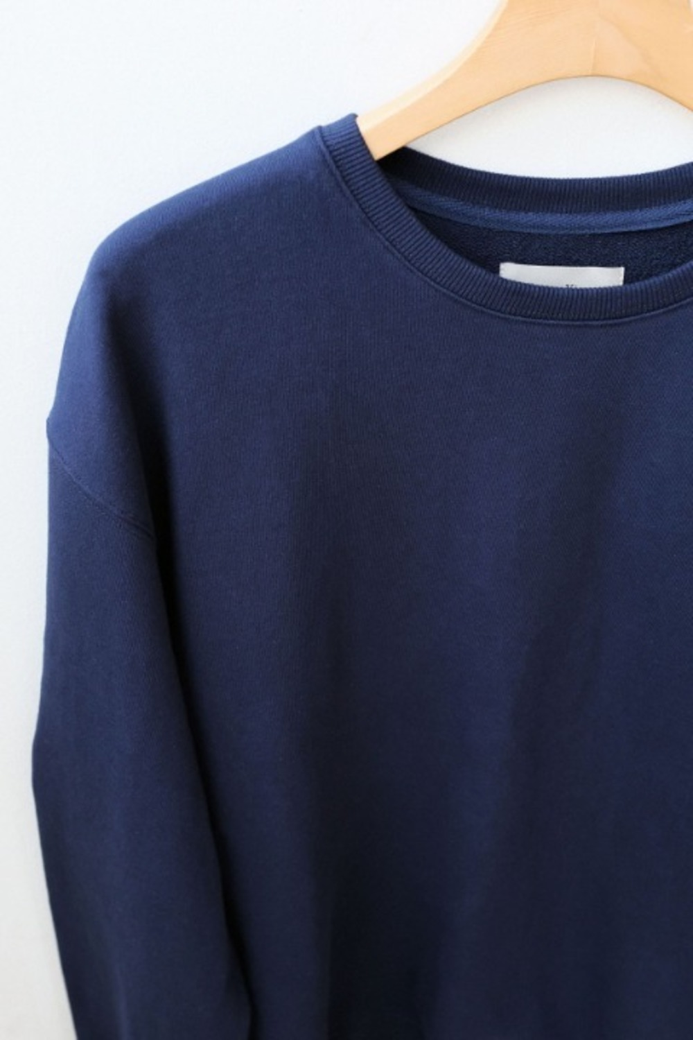 Over Sweat Shirts (Midnight Blue)