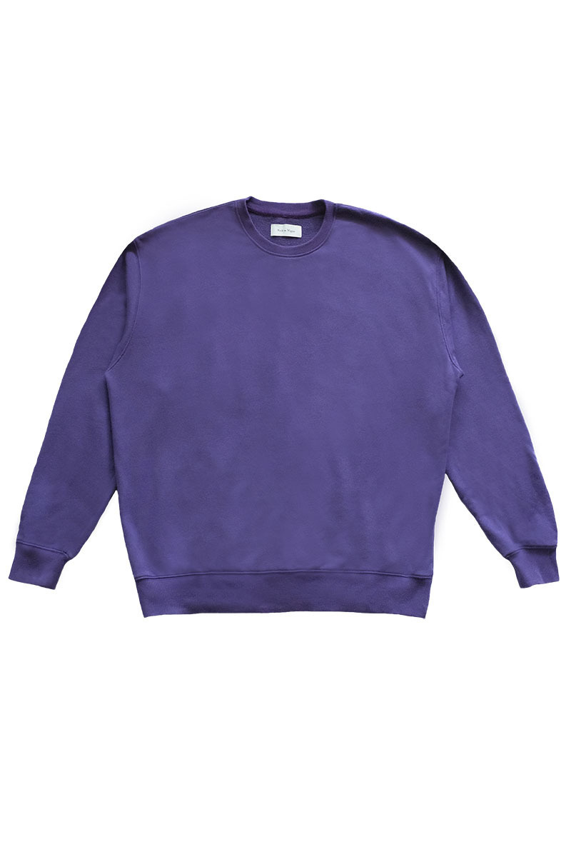 [SALE] Over Size Sweat Shirts (Ultra Violet)